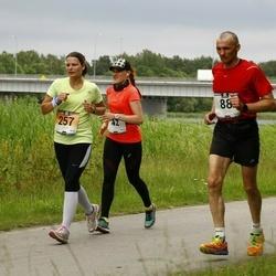 Pärnumaa Võidupüha maraton - Kadri Janson (42), Andrei Loginov (88), Mari-Liis Kaljur (257)