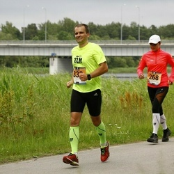 Pärnumaa Võidupüha maraton - Elle Keeman (268), Erkki Metsa (333)