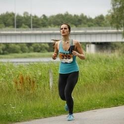 Pärnumaa Võidupüha maraton - Oksana Mironova (338)