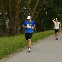 Pärnumaa Võidupüha maraton - Tõnu Mändma (103), Aivar Raudsepp (131)