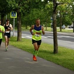 Pärnumaa Võidupüha maraton - Priit Alekask (206), Taavi Libe (314), Margus Parts (367)