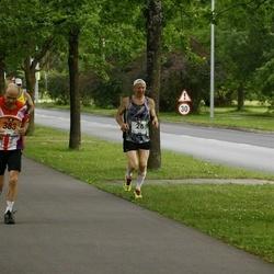 Pärnumaa Võidupüha maraton - Urmas Ervin (28), Urmas Pärn (383)