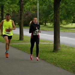 Pärnumaa Võidupüha maraton - Allan-Peeter Jaaska (3), Andres Metsoja (336)