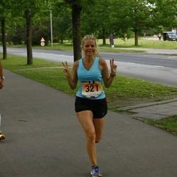 Pärnumaa Võidupüha maraton - Karina Loi (321), Eero Raudsepp (391)