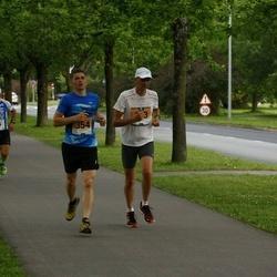Pärnumaa Võidupüha maraton - Mait Mõttus (343), Mattias Oja (354)