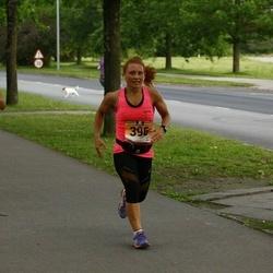 Pärnumaa Võidupüha maraton - Kristel Luur (325), Monika Riivald (396)