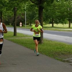 Pärnumaa Võidupüha maraton - Katrin Koor (279), Märt Lääts (327)