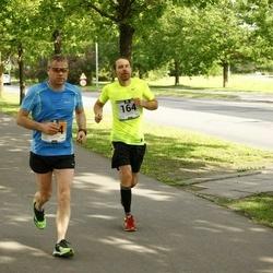 Pärnumaa Võidupüha maraton - Sven Veedla (164), Kaido Karjus (264)