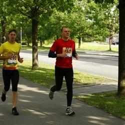 Pärnumaa Võidupüha maraton - Madis Kuuskmann (293), Hannes Roosaar (467)