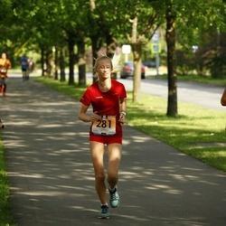 Pärnumaa Võidupüha maraton - Sven Gnezdov (228), Laura Koppas (281)