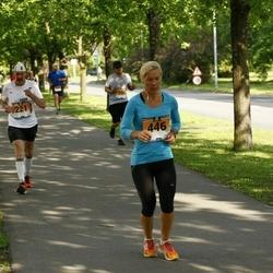 Pärnumaa Võidupüha maraton - Edvins Cifersons (221), Anne Vaisma (446)