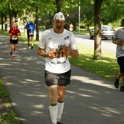 Pärnumaa Võidupüha maraton - Ulises Aguiar (204), Edvins Cifersons (221)