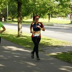 Pärnumaa Võidupüha maraton - Margit Blehner (219), Tiina Mattiisen (329)