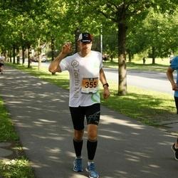 Pärnumaa Võidupüha maraton - Madis Mihklepp (337), Raivo Olgo (355)