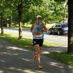 Pärnumaa Võidupüha maraton - Elise Saarna (402), Martin Lulla (487)