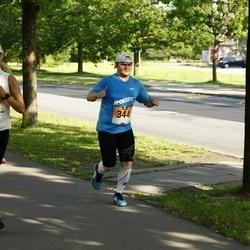 Pärnumaa Võidupüha maraton - Brigita Korol (284), Martin Mäe (344)