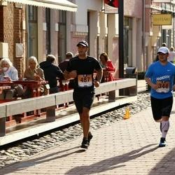 Pärnumaa Võidupüha maraton - Martin Mäe (344), Martin Lulla (487)