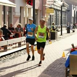 Pärnumaa Võidupüha maraton - Robin Järvesaar (246), Üllar Kaljumäe (256)