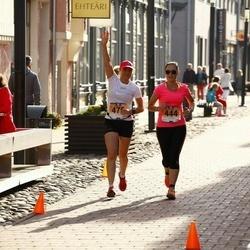 Pärnumaa Võidupüha maraton - Epp Vaiklo (444), Margrit Kärp (476)