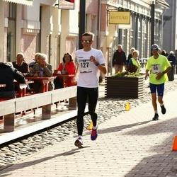 Pärnumaa Võidupüha maraton - Kaido Karussaar (58), Markko-Rollin Põdra (127)