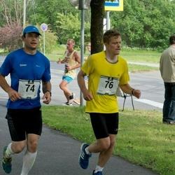 Pärnumaa Võidupüha maraton - Silver Köster (74), Aivar Lankov (76)
