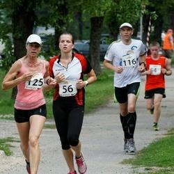 Elva Tänavajooks - Kristiina Laht (56), Elin Ilves (125)