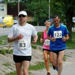 Elva Tänavajooks - Roland Kasela (83), Erki Palm (122)