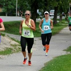 Elva Tänavajooks - Renna Järvalt (47), Silja Luide (61), Annika Mets (64)