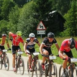 Raplamaa Rattamaraton - Helmet Tamkõrv (9), Erki Pütsep (12), Toomas Erikson (22), Kirill Tarassov (545), Anti Arumägi (945)