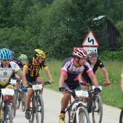 Raplamaa Rattamaraton - Marek Pani (78), Karel Kruuser (96), Janek Leer (145)