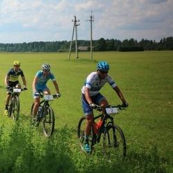 Raplamaa Rattamaraton - Peeter Pruus (2), Peeter Tarvis (3), Silver Schultz (4)
