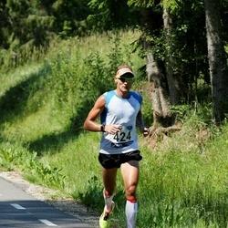 35. jooks ümber Pühajärve - Kauri Kõiv (424)