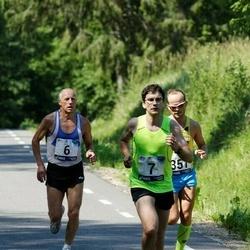 35. jooks ümber Pühajärve - Ago Veilberg (6), Tarmo Maiste (7)
