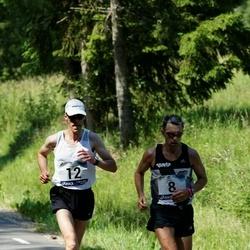 35. jooks ümber Pühajärve - Toomas Tarm (8), Indrek Tärno (12)