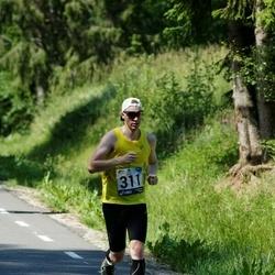 35. jooks ümber Pühajärve - Cristian Anton (311)