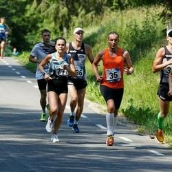 35. jooks ümber Pühajärve - Eduard Kimask (35), Karol Keskküla (48), Veiko Valjala (777)