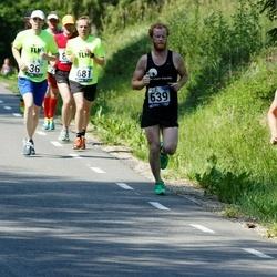 35. jooks ümber Pühajärve - Marko Valter (26), Hanno Aaste (36), Siim Susi (639), Renat Vafin (681)