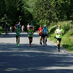 35. jooks ümber Pühajärve - Renee Kulbas (58), Karl Pehk (66), Ljudmilla Getman (147), Tiit Kibuspuu (723)