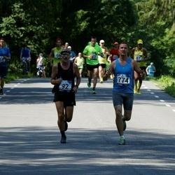 35. jooks ümber Pühajärve - Sven Rohlin (92), Ergo Pikus (774)