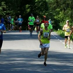 35. jooks ümber Pühajärve - Urmas Liin (56), Sander Paesalu (68), Andrus Maiste (87)