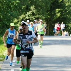 35. jooks ümber Pühajärve - Tarvo Jürimäe (361)