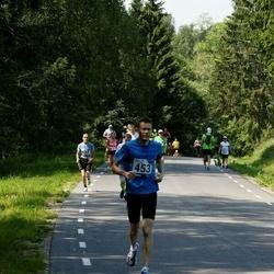 35. jooks ümber Pühajärve - Priit Lepmets (453)