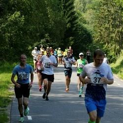 35. jooks ümber Pühajärve - Tauri Hainsoo (37), Janek Sumberg (638)