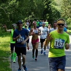 35. jooks ümber Pühajärve - Raivo Hool (167)