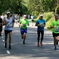 35. jooks ümber Pühajärve - Armin Soosalu (61), Mihkel Heinapuu (338)