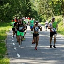 35. jooks ümber Pühajärve - Merilin Treu (745), Tanel Metsküla (757), Heiko Heitur (773)