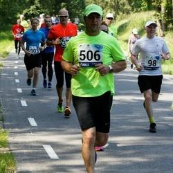 35. jooks ümber Pühajärve - Janek Mõndresku (506)