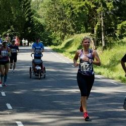 35. jooks ümber Pühajärve - Signe Uibo (159), Raul Olle (532), Katrin Varik (695)