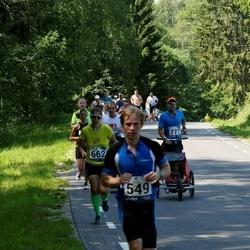 35. jooks ümber Pühajärve - Madis Piigli (549)