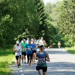 35. jooks ümber Pühajärve - Kadri Mumm (214)